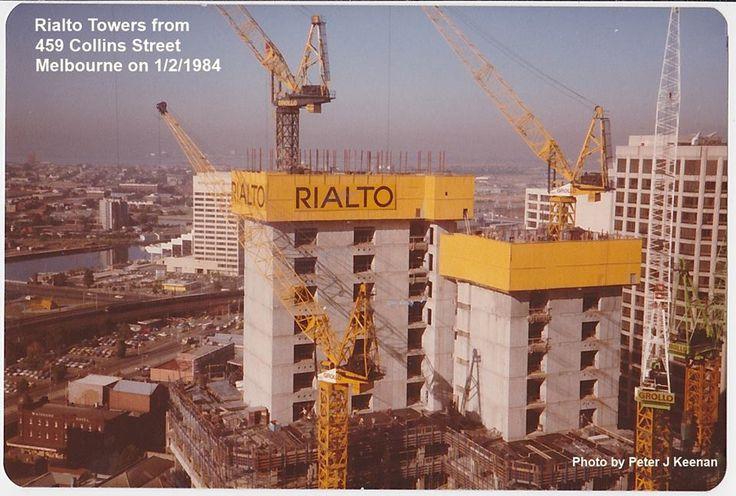 Rialto under construction