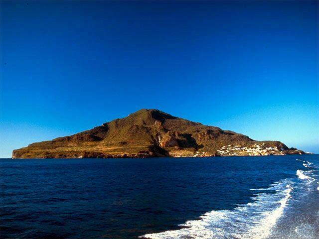 Isola di Panarea , Sicilia