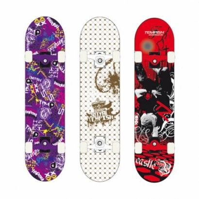 skateboard Tempish TENDER D fialový