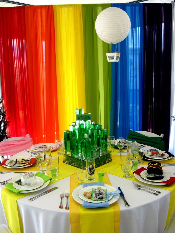 800 Best Parties Wizard Of Oz Images On Pinterest