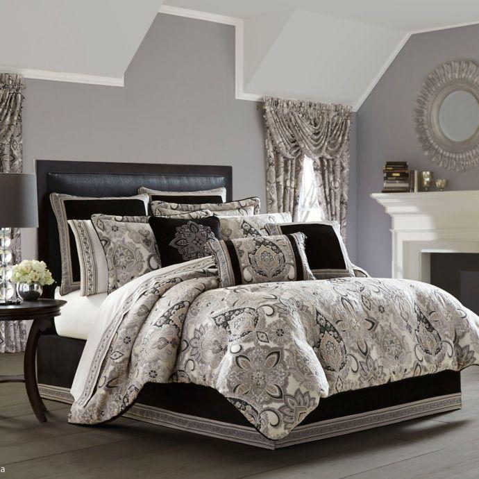 J Queen New York Guiliana Comforter Set Comforter Sets Queen