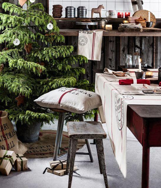 decoracion navidad vintage 2014 - Buscar con Google