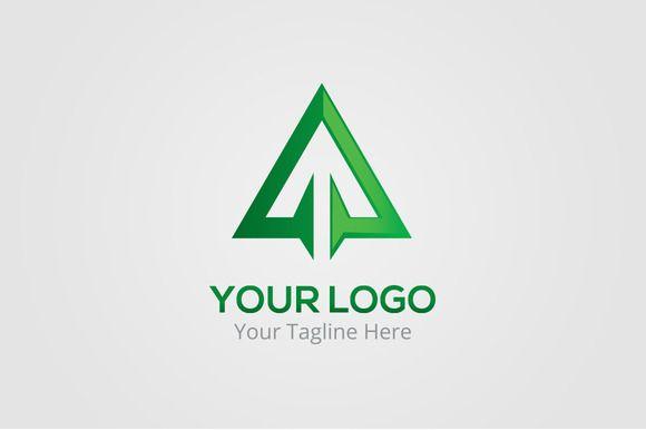 Arrow Logo Template @creativework247