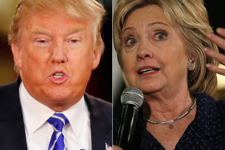 NBC Online Poll: Trump, Clinton Retain Double-Digit National Leads - NBC News(50% of democrats say they will vote for their chosen candidate...I know, I'm voting for my chosen candidate.)