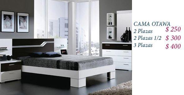 M s de 1000 ideas sobre camas modernas en pinterest for Cama moderna 2018
