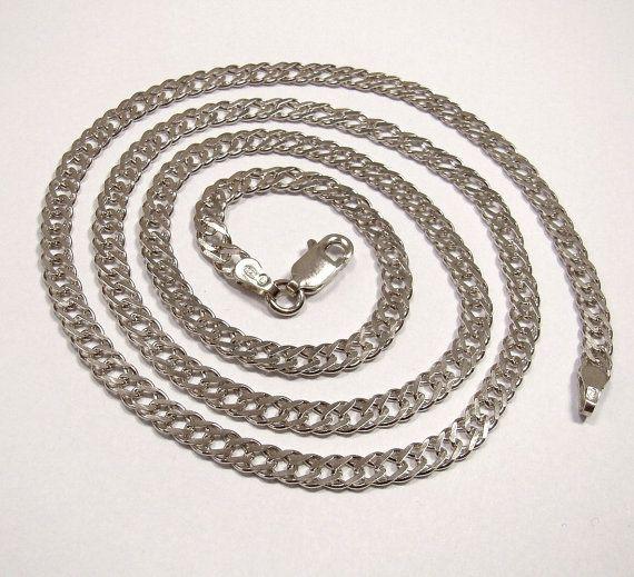 ROMBO  chain   sterling silver 925  length to by DawidPandel, zł105.00