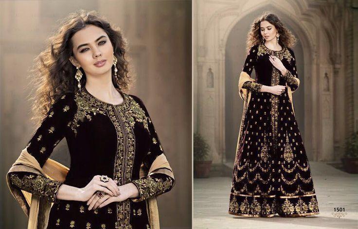 Indian Designer Bollywood Pakistani Anarkali Salwar Kameez Suits Churidar Dress