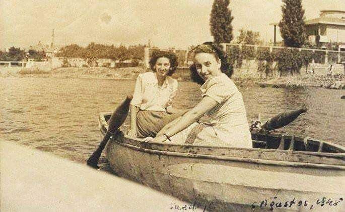 ✿ ❤ Bir zamanlar ISTANBUL, Suadiye Ağustos 1948.
