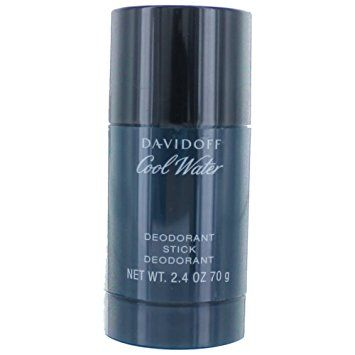 Davidoff Cool Water for Men. Deodorant Stick 2.4 Oz / 70g Review