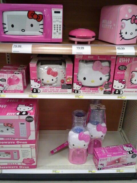 Hello kitty kitchen supplies!