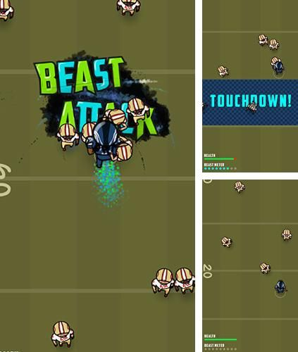 Beast attack Hack is a new generation of web based game hack, with it's unlimited you will have premium game resources in no time, try it and get a change to become one of the best Beast attack players.  Beast attack – take a football player across the field, help him outwit back …