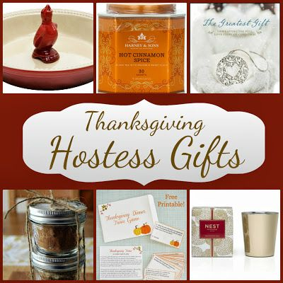 The Prudent Pantry: Thanksgiving Hostess Gift Ideas