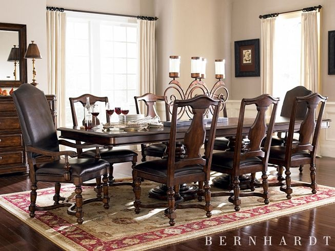 Our Bayhall Dining Collection Blends The Grandeur Of An English Estate And The Charm Of A French