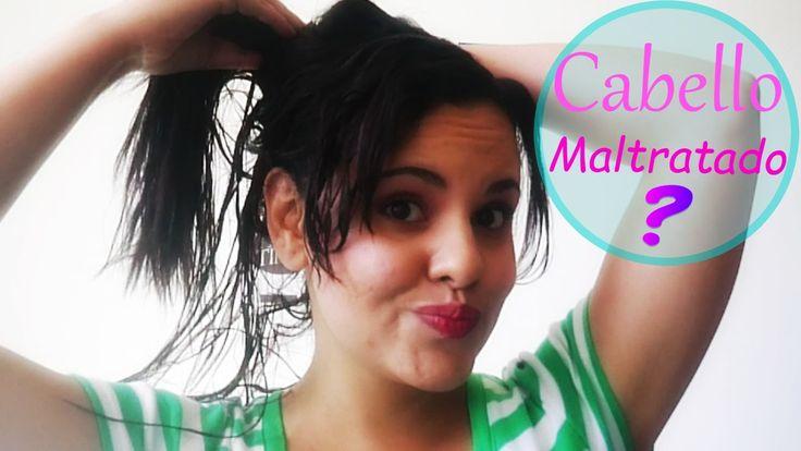 Recupera tu Cabello Fácil y en Casa   Repolarización Capilar Casera   Sa...