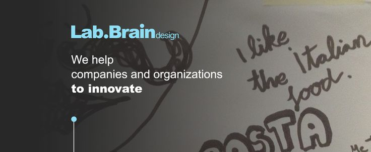 LABBRAINdesign | We help companies and organizations to innovate through LAB.BRAINlab that integrates design in their processes.