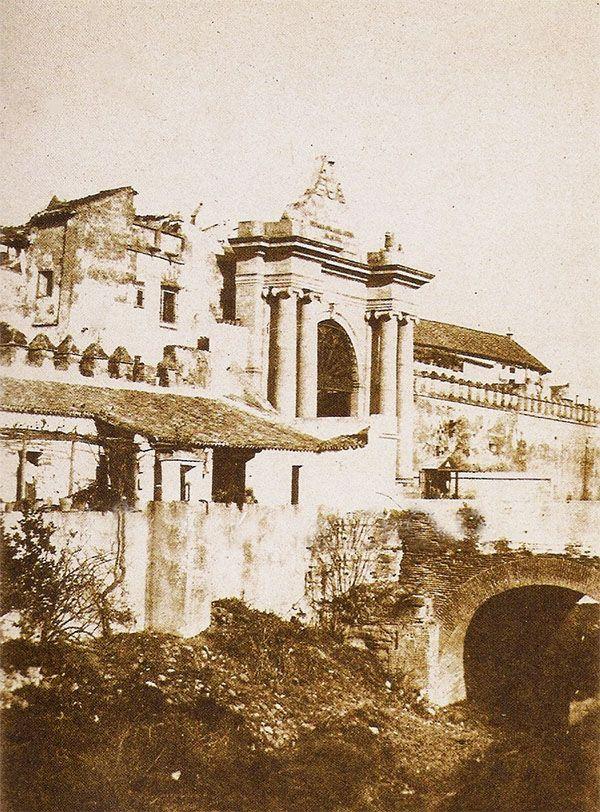La Puerta de Jerez (Sevilla)