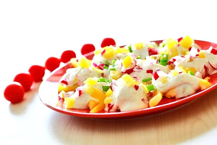 Jajka w majonezie | Eggs with mayonnaise