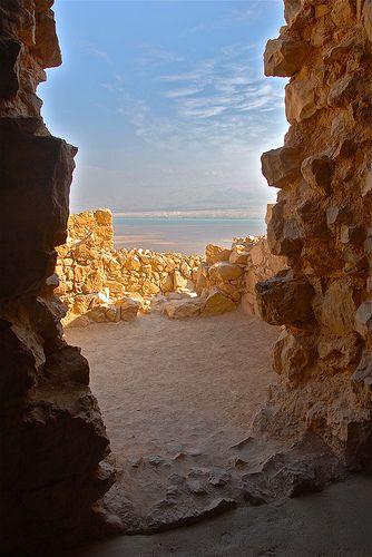 Israel . Masada