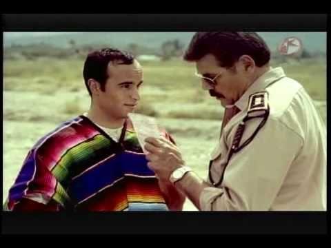 Landon Donovan's Ganagol commercial (Donovan y la frontera mexicana)