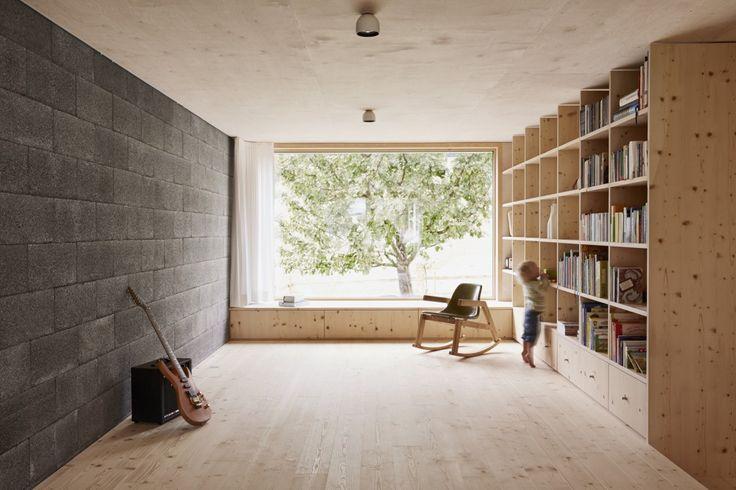 House+Feurstein+/+Innauer‐Matt+Architekten