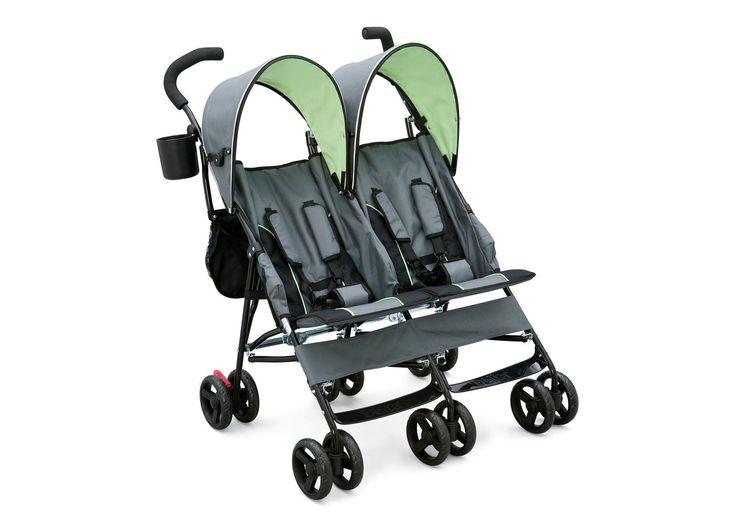 LX Side by Side Stroller | Umbrella stroller, Best ...