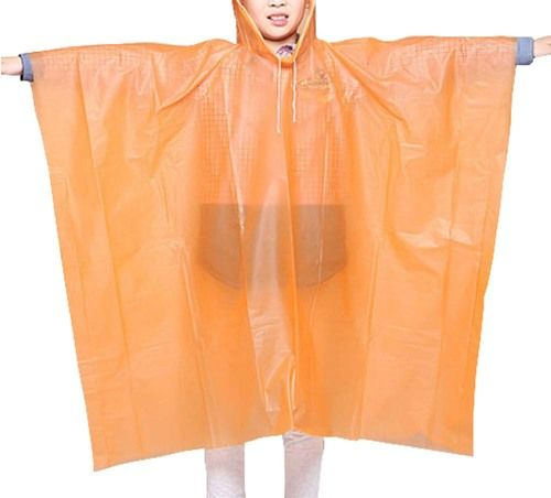 Kids Rain Coats Disposable Rain Ponchos/Set Of 2
