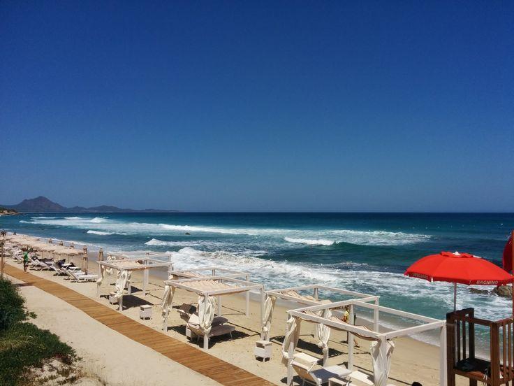 #villadelre #hotel #beach #costarei #sardinia #italy #summer 2015 www.lavilladelre.com
