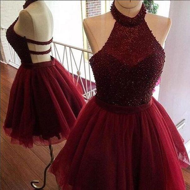 funky small teen prom dress
