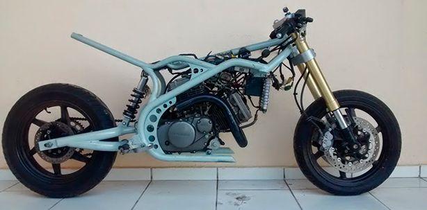 Projetos de Motos   Calura MotorCycle