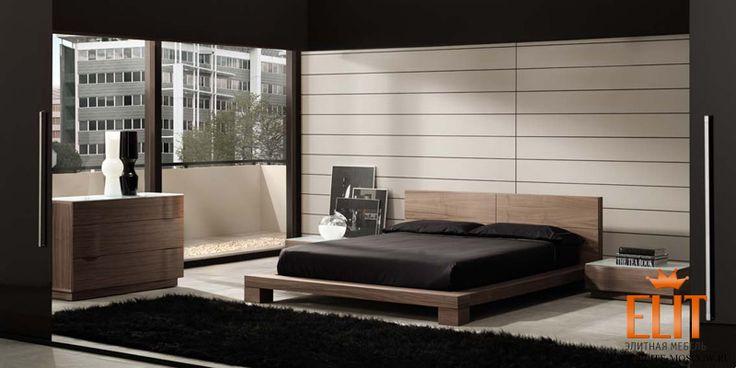 Испанская спальня E500 фабрики EGELASTA
