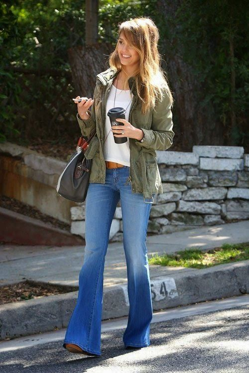 "One of the most common styling questions come every fall is: Are my jeans ""out of style?""  To me, there aren't really many types of jeans/p..."