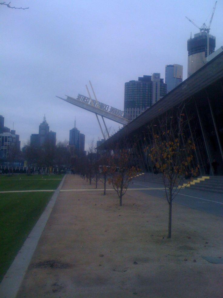 #AIDS2014, Melbourne Convention & Exhibition Centre. Photo by Tamara Desiatov