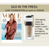 In the Press:  Luxe Foundation in VOGUE