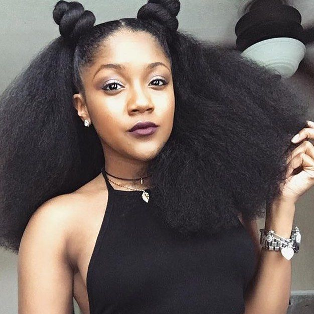 @marie_amour slaying The Beauty Of Natural Hair Board