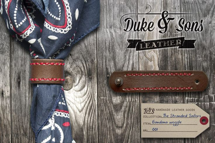 Duke & Sons Leather: The Stranded Sailors Collection