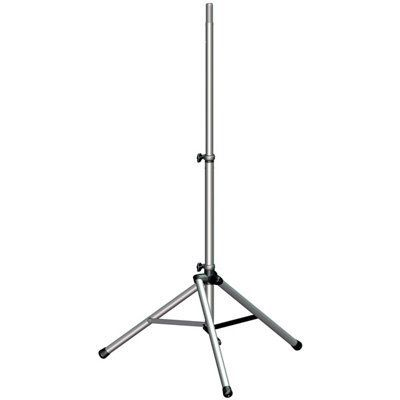 Ultimate Support TS80S Speaker Stand, Silver by Ultimate. $79.99. Die-cast metal clamps fit snugly over glass-reinforced polycarbonate fittings; this combination creates the strongest and most durable telescoping collar and leg collar possible. Since the handknob actually tightens the metal clamp and not the plastic directly, these collars arent easily over-tightened, snapped or cracked! Original TS-80S Speaker Stand is the safest, most stable and durable stan...