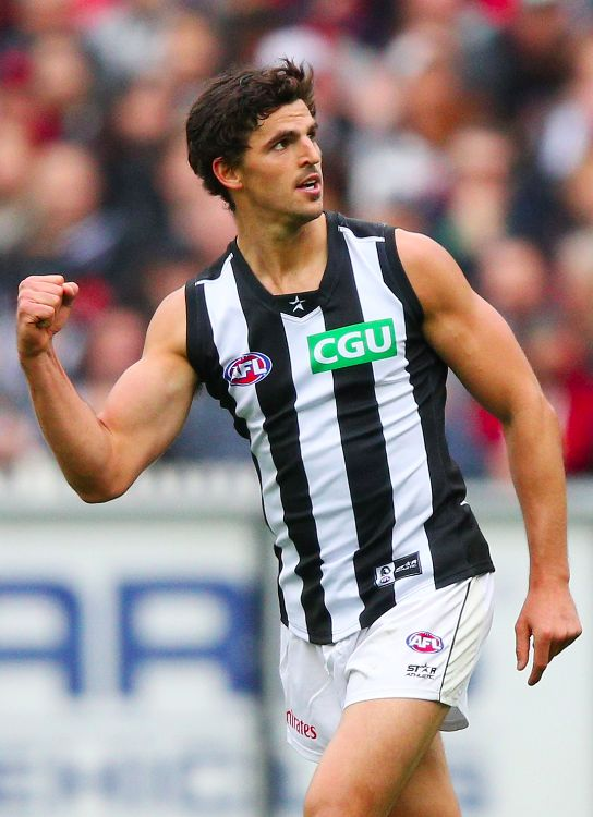 Scott Pendlebury, Collingwood Magpies | The Most Important AFL Players, According To Hotness