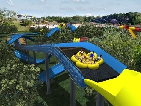 America's coolest water parks, This would be a fun vacation with all the kiddo's and grandkiddo's