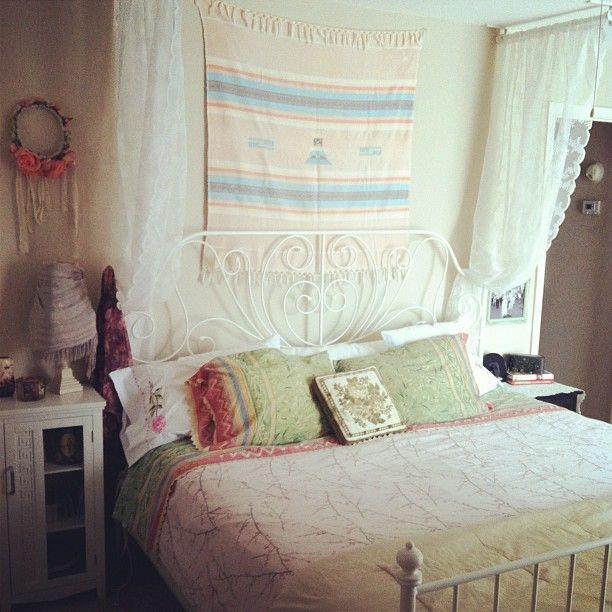 Summer Bohemian Bedroom Redo Pastels Dreamy Oh Yes