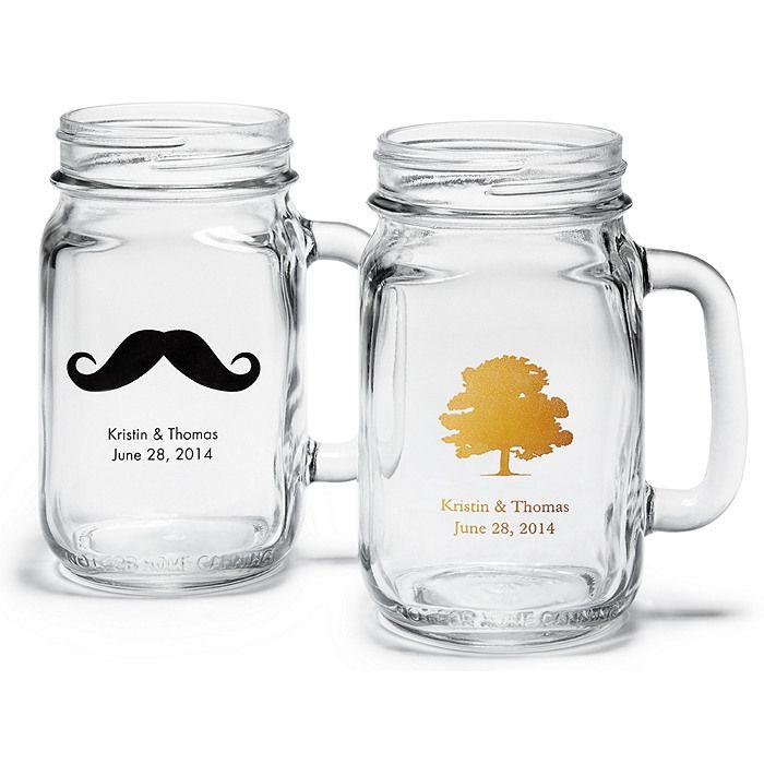 1000 ideas about mason jar mugs on pinterest mason jar cups mason jar glasses and - Mason jar goblets ...