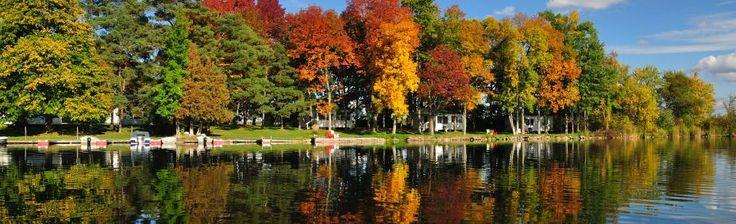 Kawartha Cottage Rentals Ontario | Scotsman Point Resort