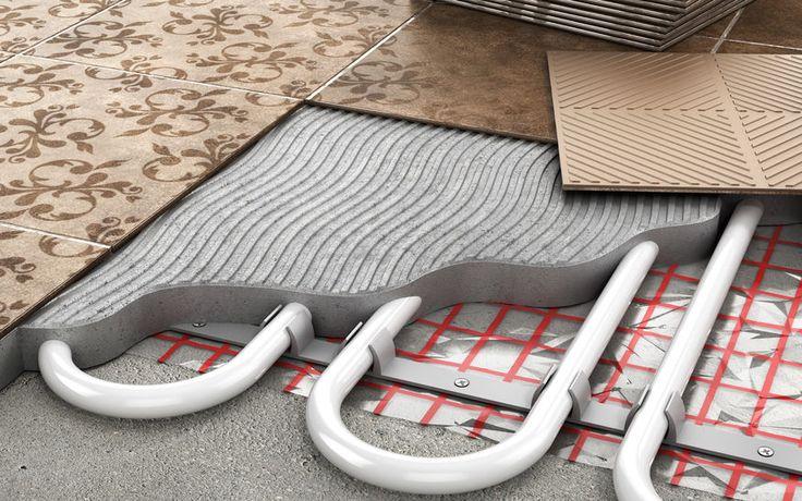 calefacción suelo radiante, tubos suelo radiante, espesor suelo radiante