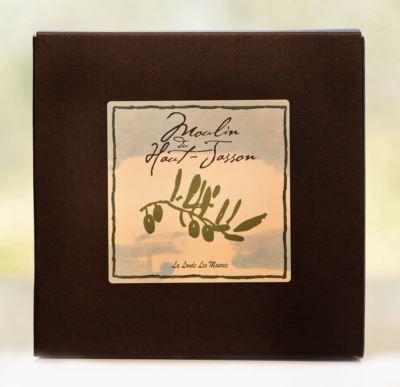 Huile d'olive fruité vert en bag in box du Moulin du Haut Jasson