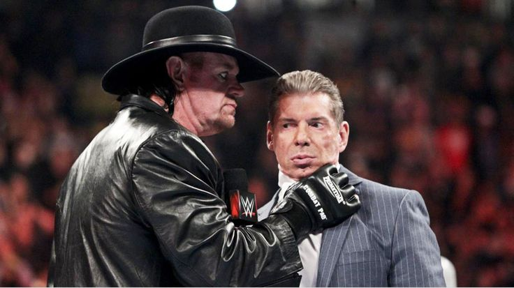 The Undertaker Doesn't Get Paid by the Hour? http://www.rollingstone.com/sports/news/wwe-raw-the-undertaker-doesnt-get-paid-by-the-hour-20160301