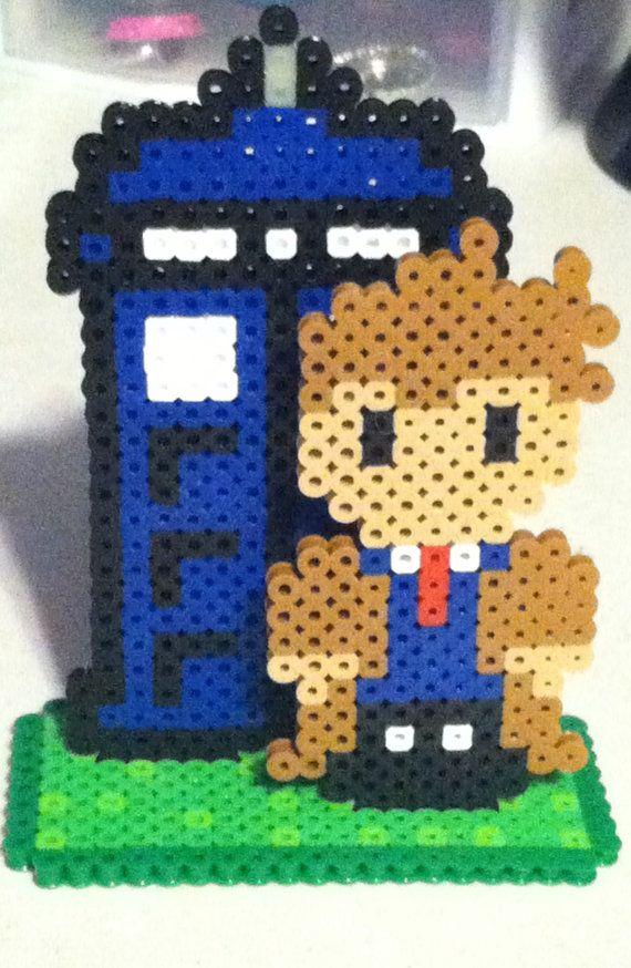 Doctor Who se lever par TriforceInk sur Etsy