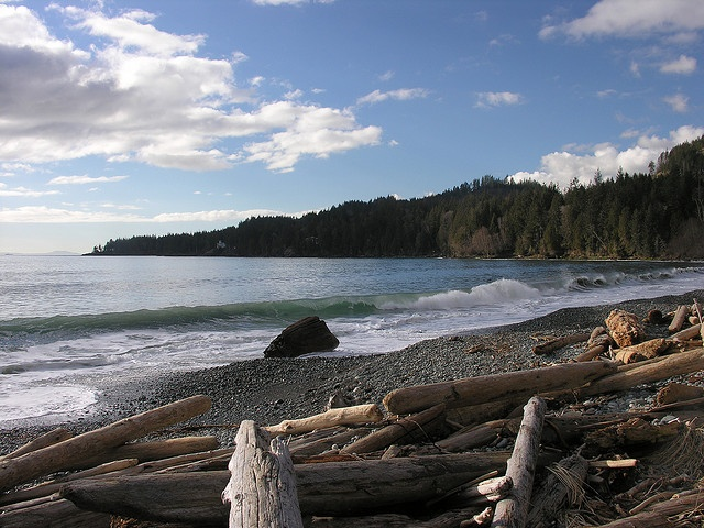 French beach west coast vancouver island