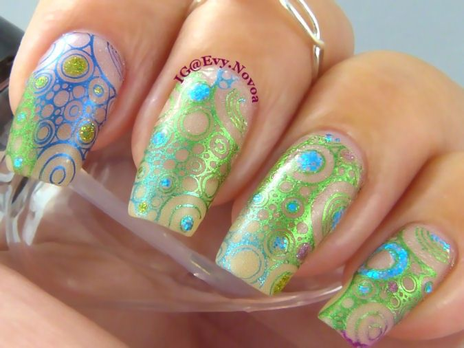 1072 best Nail Stamping images on Pinterest | Adventure, Fairy tales ...