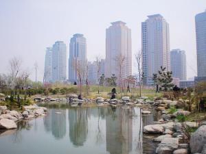 Kinas största spökstad - Zhengzhou New District