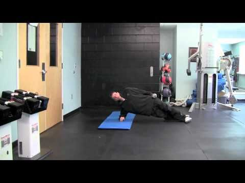 Best Abs Exercises - Core Training Basketball - Side Plank weighted - YouTube