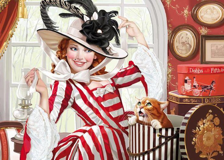 Change the cat in the hat , Tatiana Doronina